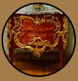 LOUIS XV ANTIQUE FURNITURE STYLE